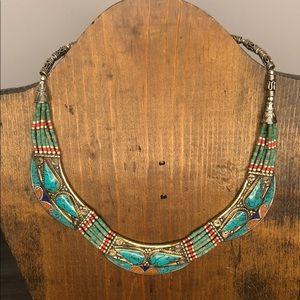 Jewelry - Stunning Handmade Necklace from Nepal